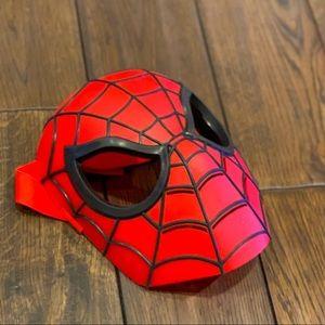 Hasbro Spiderman Plastic/Molded Mask